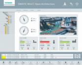 SCADA система SIMATIC WinCC