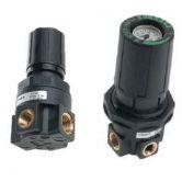 Регуляторы давления индивидуального монтажа компактные. Присоединение G1/8-G1/4. Серия 1700.