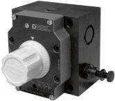 Трехлинейные регуляторы расхода, скомпенсированные по давлению и температуре RPC*-*T3