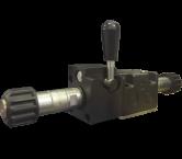 Гидрораспределитель с электромагнитным управлением; СЕТОР 03 DS3