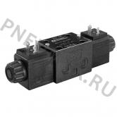 Гидрораспределитель с электроуправлением ISO 4401-03 (CETOP 03) компактный DL3