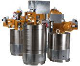Серводвигатели для турбин