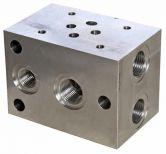 Плита (СЕТОР03, Рмакс 280бар) для батарейного монтажа - ML31