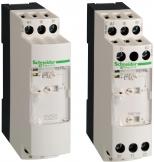 Реле контроля серии RM4 и реле времени RE8